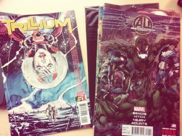 Age of Ultron and Trillium
