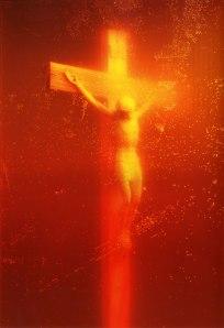 Piss Christ, Serrano, 1987