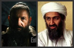 Mandarin vs Osama Bin Laden