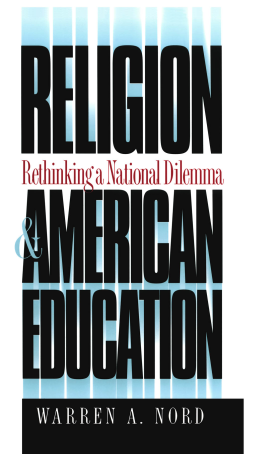religions_and_american_education